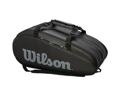 Wilson Tour 3 Compartment Black/Grey