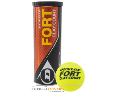 Dunlop Fort Clay Court 3
